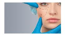 Pré e pós operatório de cirurgia plástica estética